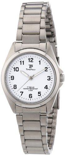 Time Piece Damen-Armbanduhr XS Titan Analog Quarz Titan TPLT-50225-12M
