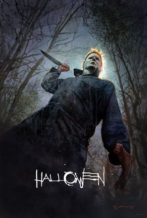 Halloween - 2018 - U.S Movie Wall Poster Print - 43cm x 61cm / 17 Inches x 24 Inches A2