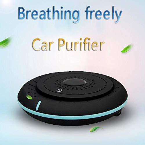 DLH Auto-Luftreiniger, Auto-Luftreiniger - Deodorant Ion Ionic Bar - Auto-Sauerstoff-Deodorant PM2.5 - Luft Frisch,A (Sauerstoff Deodorant)