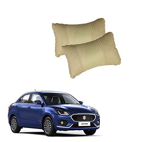 Kandid Car Seat Neck Cushion Pillow for Maruti Suzuki Swift Dzire