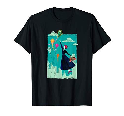 Disney Mary Poppins Returns Kites in the Sky T-Shirt