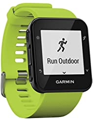 Garmin Forerunner 35 GPS-Laufuhr - Herzfrequenzmessung am Handgelenk, Smart Notifications, Lauffunktionen