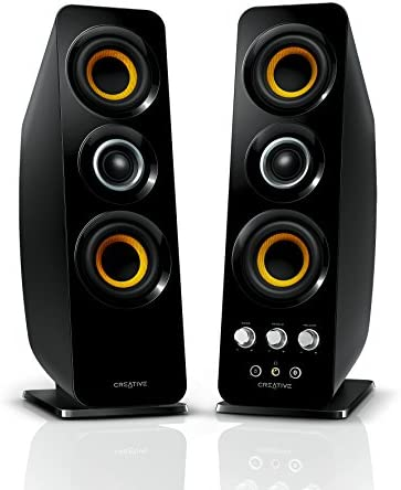 Creative T50 2.0 Ch. Speakers