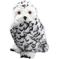 Carl Dick Peluche - Búho , lechuza de nieve (felpa, 26cm) 2599
