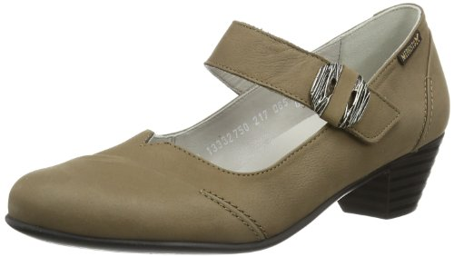 Mephisto VICKIE PERCEVAL 5231 CAMEL P5106588 Damen Pumps, Beige (CAMEL PERCEVAL 5231), EU 39 (UK 5.5) (US 8)