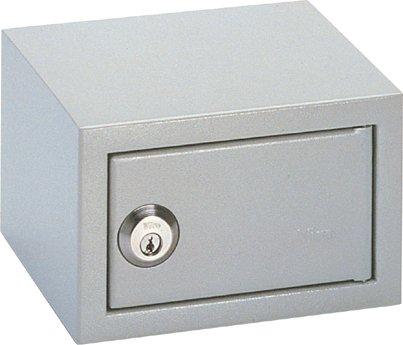 """VIRO Cassaforte Elettronica """"MINI"""" con cilindro corazzato (160 x 250 x 175 mm)"""