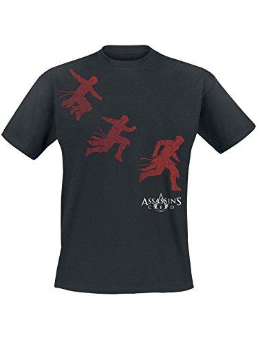 Assassin's Creed -  T-shirt - Uomo nero XXL