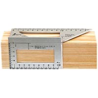 Shinwa® 3-D-Gehrungswinkel, 45°/90°-Winkel