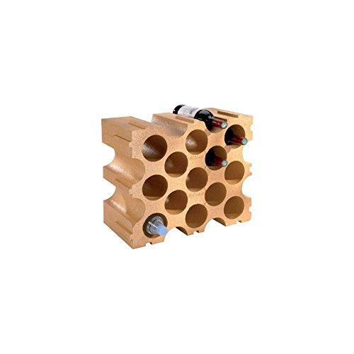 Mottez b229V Aufbewahrungsschrank Flaschen aus Styropor