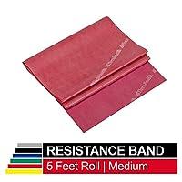 Thera-Band 20530 Egzersiz Bandı 1.5 Metre Orta Sert KIRMIZI