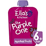 Ella's Kitchen | The Purple One -smoothie fruit | 12 x 90g