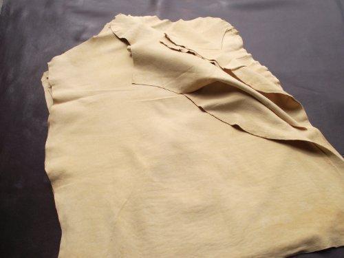Vere professionale panno cuoio / cuoi pelli scamosciati con originale fischtrangerbung circa 60x80 cm per casa e auto