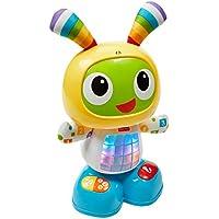Fisher-Price Bebo Le Robot ou Mon Amie Beba Jouet Bébé d'Éveil avec 3 Modes de Jeu, Musique et Danse, Apprentissage, Enregistrement, 9 Mois et Plus
