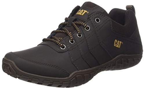 Caterpillar Herren Instruct Sneaker Braun (Mens Coffee Mens Coffee)