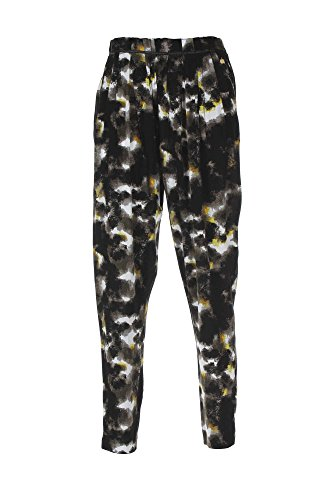 Pepe Jeans Pl210740 Liss Pantalone Donna Giallo/nero M