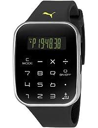 Puma Herren-Armbanduhr Digital Quarz Plastik PU910531002