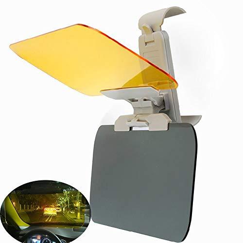 Blendschutz-Windschutzscheiben-Visier für die Küche - Traumqualität - Universal TacVisor Sonnenschutz und Nachtsichtblendschutz für Blendschutz bei Nacht und Tag