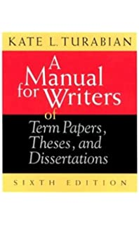 Sun City Sports Medicine  amp  Family Clinic  P A  Buy paper mache     Eventos Uruguay By Kate L Turabian A Manual for Writers of Term Papers Theses and Dissertations Chicago Guides to Writing Editing Sixth Edition Hardcover