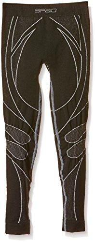 SPAIO Kinder Pants Thermo Junior Hose W01 Black, 140-146 -