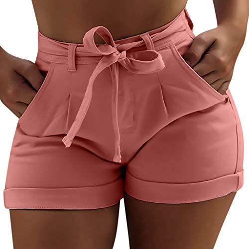 RISTHY Mujer Pantalones Vaqueros Cintura Alta Tallas