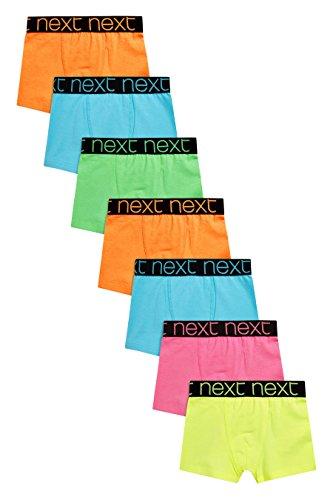 ershorts 7Er Pack (2 Bis 16Jahre) Mehrfarbig 7-8 Jahre ()