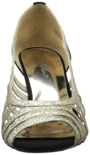 Easy Street Sparkle Large Toile Talons Bronze
