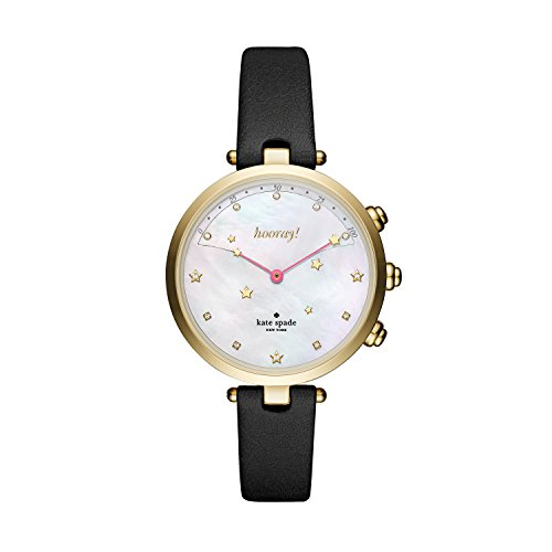 Kate Spade Relojes Holland híbrida Smartwatch