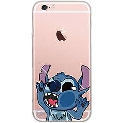 Phone Tattoo Coque Iphone 6 ou 6s Stitch' AOUCH! (Livraison Gratuite en France)