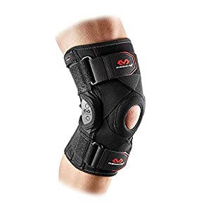 McDavid Knieschoner / knieorthese, schnellere Erholung, mehr Stabilität und Unterstützung beim Sport: Skifahren, Laufen und Mehr