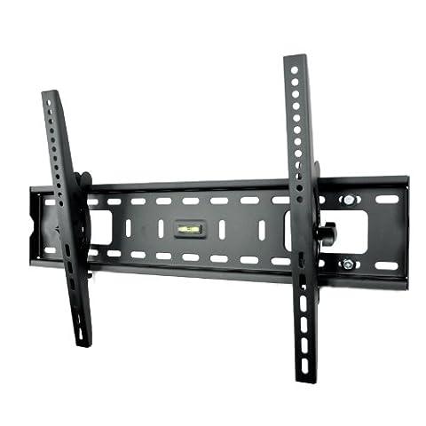 TÜV / GS TV Wandhalter Wandhalterung neigbar, VESA 100x100, 200x100, 200x200, 300x300, 400x200, 400x400, 600x400, für TV Fernseher 32