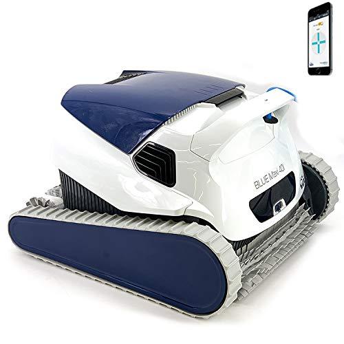 DOLPHIN Blue Maxi 40i - Robot automático limpiafondos para Piscinas (Fondo y Paredes)