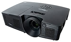 Optoma X312 Full 3D XGA 3200 Lumen DLP Data Projector with Full Digital and Analog Connectivity and 20,000:1 Contrast Ratio by Optoma
