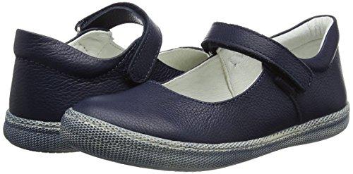 Primigi Mädchen Ptf 7187 Mary Jane Halbschuhe, Blau (Blue Scuro), 31 EU -