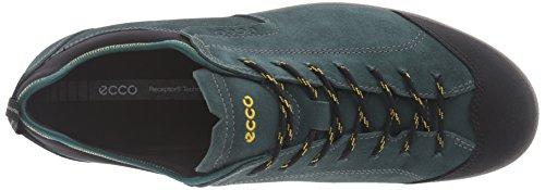 ECCO Yura, Scarpe Sportive Outdoor Uomo Turchese (BLACK/DIOPTASE59957)
