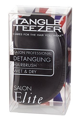 Tangle Teezer Salon Elite Brosse à Cheveux Neon Pink