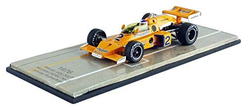 Spark- Miniature Voiture de Collection, 43IN76, Orange
