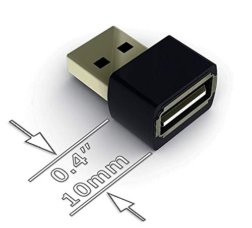 AirDrive Forensic Keylogger – USB Hardware Keylogger mit WiFi and 16MB Flashspeicher