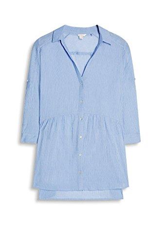 ESPRIT Camicia Donna Multicolore (Light Blue)