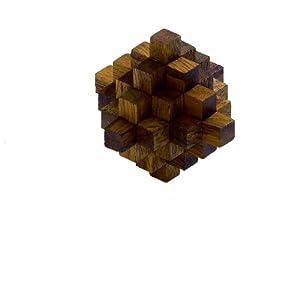 Philos-Spiele - Puzzle de Madera de 19 Piezas Importado de Alemania
