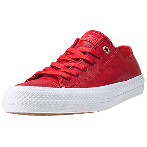 converse-chuck-taylor-all-star-ii-ox-womens-trainers-red-4-uk