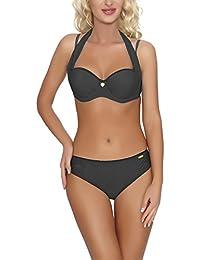 aQuarilla Femme Bikini Set Maillot de Bain Séparables/2 Piéces Lyon