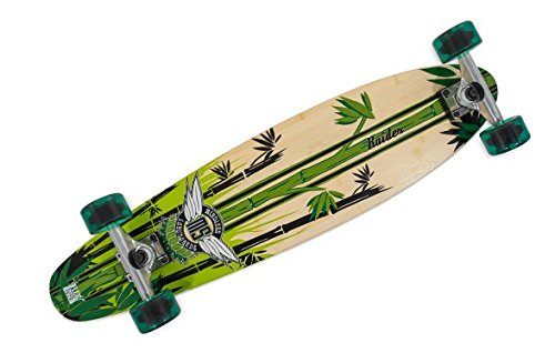 Blau Bootsport Mindless Longboard Stained Täglich II Cruiser