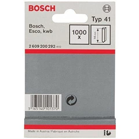 Bosch 2 609 200 292  - Pasador tipo 41 - 14 mm (pack de 1000)