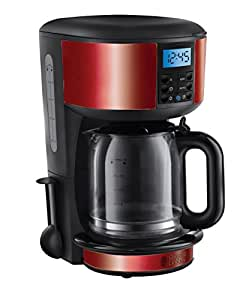 Russell Hobbs Legacy Coffee Maker 20682, 1.25 L - Red: Amazon.co.uk: Kitchen & Home