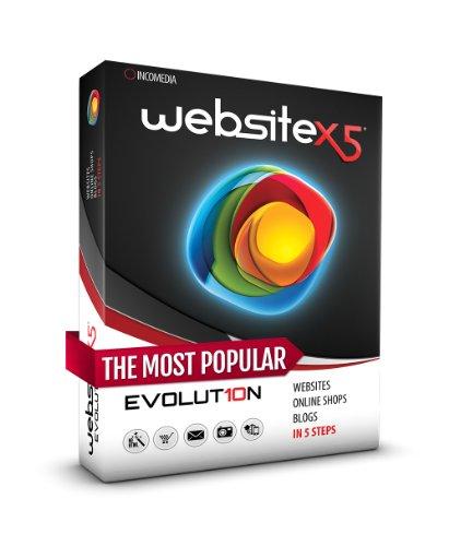 WebSite X5 Evolution 10 (PC)