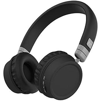 KitSound Harlem Casque Audio Sans Fil avec