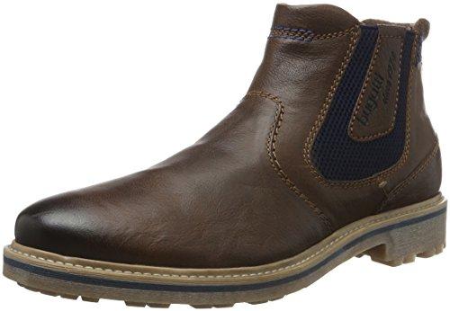 bugatti-311179303200-botas-efecto-arrugado-para-hombre-marron-braun-6000braun-6000-45-eu