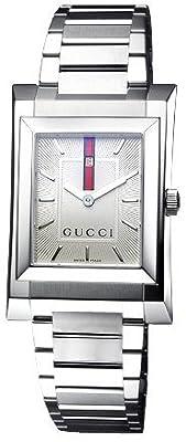 Gucci 111 Guccio Bracelet Mens Watch Ya111302