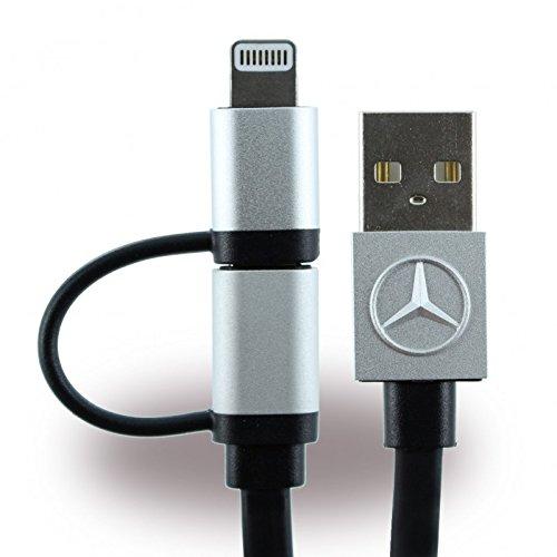 mercedes-benz-mecbubk-2-en-1-cable-de-carga-cable-de-datos-micro-usb-y-apple-iphone-7-7plus-6-6plus-
