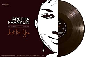 Freedb ROCK / FE0BEF12 - Just For You  Track, music and video   by   Aretha Franklin